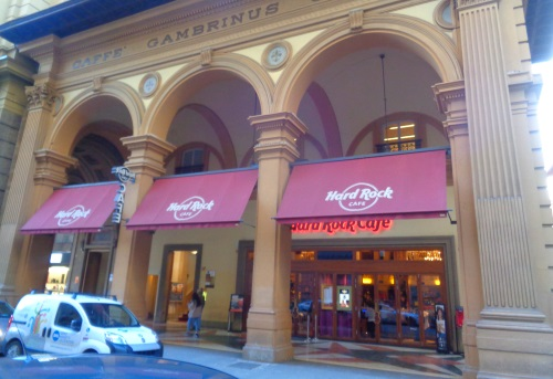 Hard Rock Cafe Florence - All info, table reservation, food